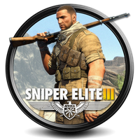 Sniper Elite III Icon by S7 by SidySeven
