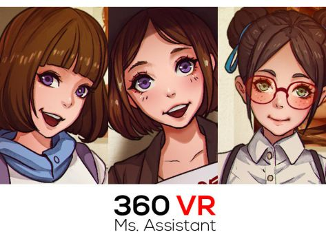 Ms. Assistant 360 VR by magion02
