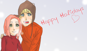 Happy Holidays by Frutful