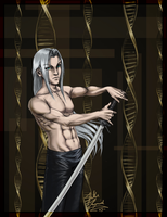 Sephiroth for EErie by 0Pandoras0tear0