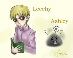 Leechy and Ashley by Knorke-chan