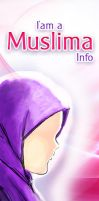 I'am a Muslima Facebook Design by MaiEltouny