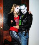 Joker and Harley Halloween 2014 by Epic-Leather