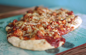 BBQ Chicken Pizza by laurenjacob