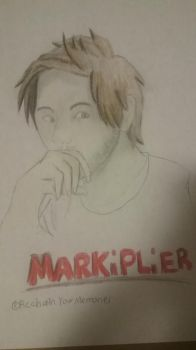 Markiplier Month- Day 2 (late) by RechainYourMemories