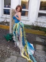 Junk Kouture - Oceanica by Kris-Krossed