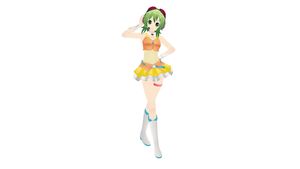 MTM Default Gumi DL by XDONOTENTERX