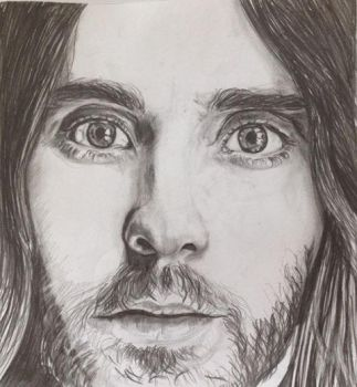 Jared Leto by ArmageddonOuttaHere