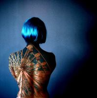 to the blue and back.. by socionik