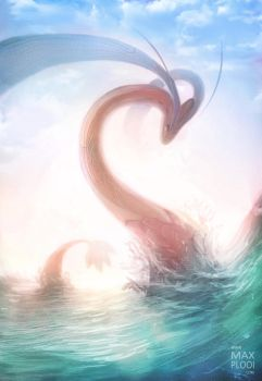 Milotic by Rage1793