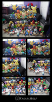 So Many Pokemon Plush Collection UPDATE by KasaraWolf