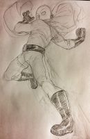 One Punch by MarcDaArtist