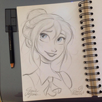 Jane Porter from Disney's Tarzan by princekido