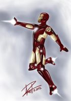 Ironman by Amaterasuscorp1