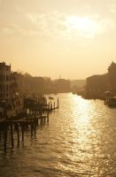 Venetian sunset by True-Mesiash