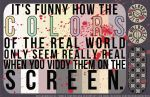 Colors of the Real World by Brieana