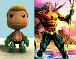Little Big Aquaman by PyroDark
