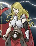 Thor: Jane Foster by Inspector97