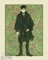 Barnabus Collins by Bizbeth