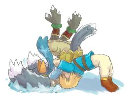 I love Revali by unknownlifeform