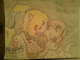 The Hunger ALWAYS wins by MMI-Hunter