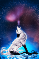 .: Lost in Galaxy :. by WhiteSpiritWolf