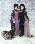 Morpheus x2 by Sarcasm-hime