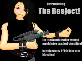 Introducing the beeject! by Malefor666