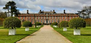 Erddig Hall outside by CharmingPhotography
