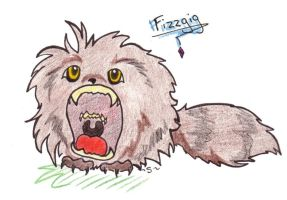 Fizzgig by thescruffymutt