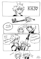 Kingdom Hearts 3... by MakiMasho