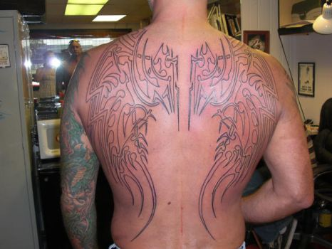 Outline done by RoadFly