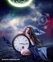 Time is all I left by JiaJenn31