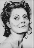 Susan Sarandon by CristinaC75
