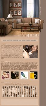2-15-2007 NEW MYSPACE LAYOUT by Divspace