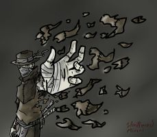Death comes in pieces... by This-Shattered-Mind