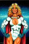 Power Girl 3 by Frohickey