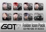 Got7 Folder Icon Pack by Rizzie23