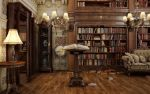 Library by sanfranguy