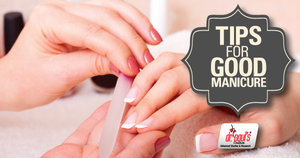 Tips for Good Manicure by drpaulsinstitute