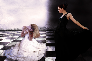 The White Queen Falls... by perilous-dreamer