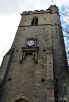 Carfax Tower Oxford, UK by Mark-Allison