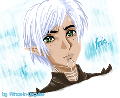 Fenris Eyes by Prince-in-Disguise