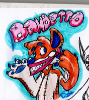 Bandetto by Dr-Bowman