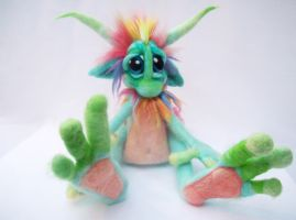 gumdrop goblin 1 by Tanglewood-Thicket