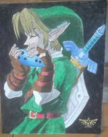 TLoZ OoT - Link by ColonelJadeCurtiss14