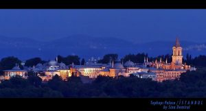 Topkapi Palace by sinademiral