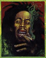 bob marley by gordosemola