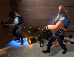 Team Fortress 2 by ALol