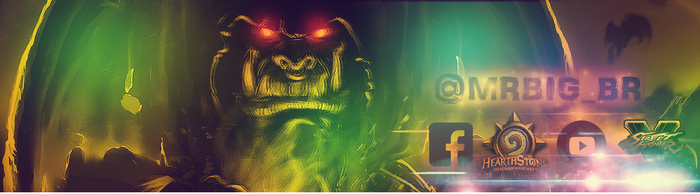 Twitch TV Cover for @Mrbig_BR by VongolaIriezzPhox